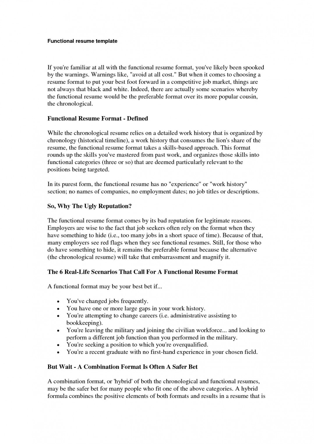 definition of combination resume template builder example functional staringat student Resume Combination Resume Definition