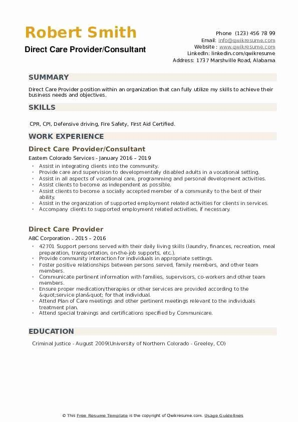 direct care worker resume beautiful provider samples examples manager good objective Resume Direct Care Resume Objective