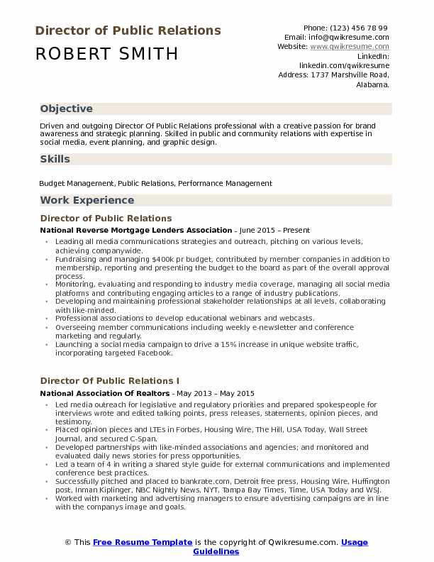 director of public relations resume samples qwikresume skills pdf sap copa data science Resume Public Relations Skills Resume
