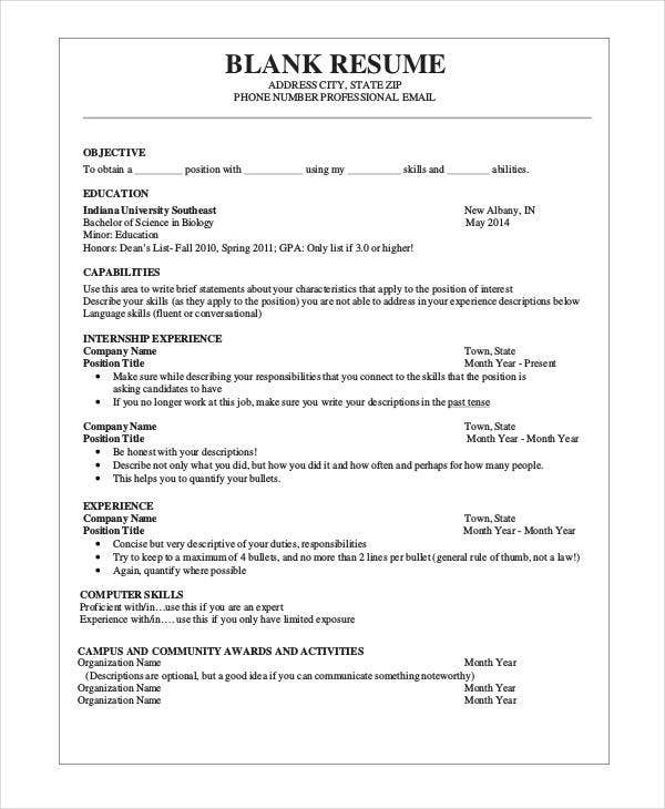 do write my resume in past tense subscribe to present or on blank template computer Resume Present Or Past Tense On Resume