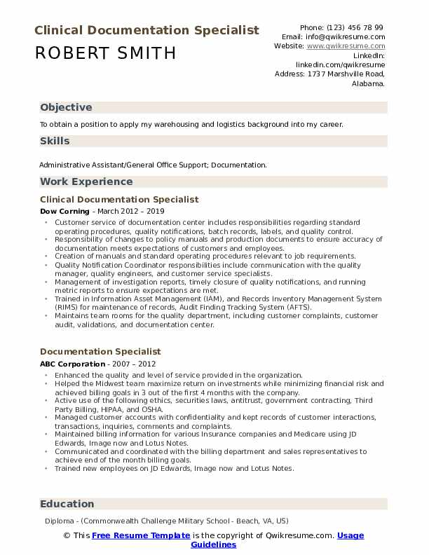 documentation specialist resume samples qwikresume document sample pdf words for summary Resume Document Specialist Resume Sample