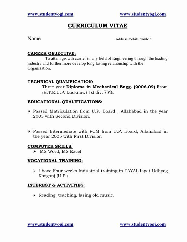 easy good job objectives for students today excellent career objective resume mcdonalds Resume Excellent Career Objective For Resume