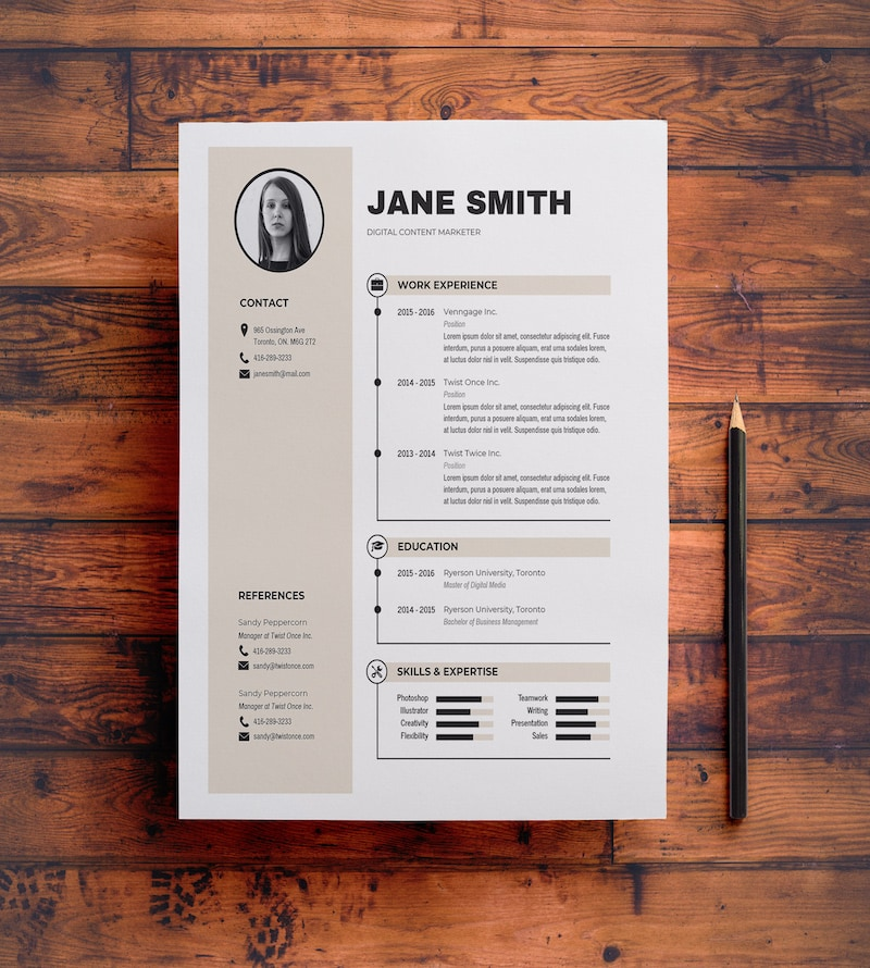 expert resume design ideas from hiring manager professional modern colorful business Resume Professional Resume Design Ideas