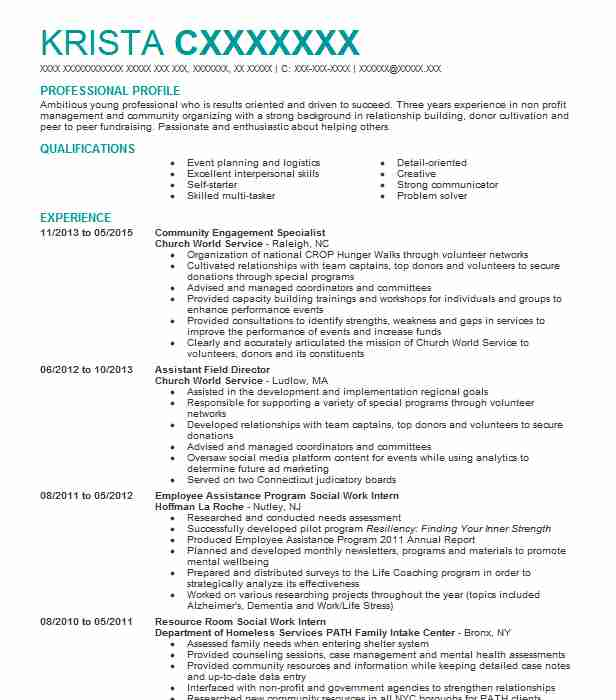 family and community engagement manager resume example lsf head start fcch program Resume Community Engagement Manager Resume