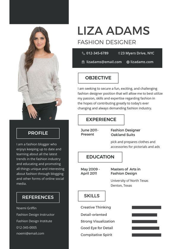 fashion designer resume templates pdf free premium beginner template senior medical Resume Beginner Fashion Designer Resume
