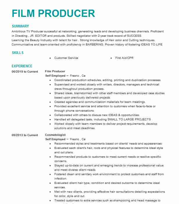 feature film producer resume example the farm creative new independent change on linkedin Resume Independent Film Producer Resume