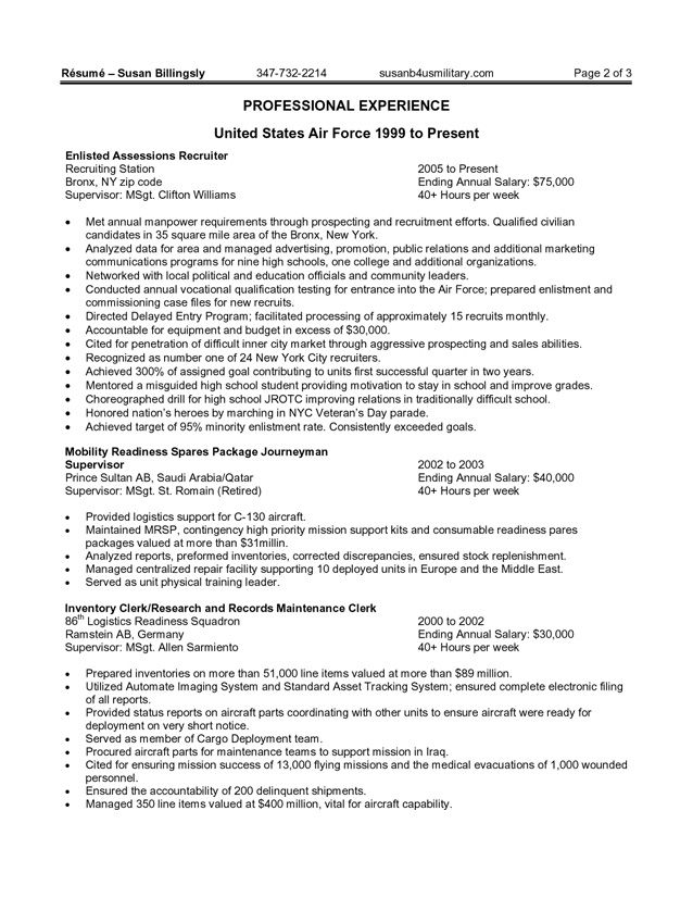 federal job resume best writers us template sample format opera visual effects Resume Federal Resume Template 2020
