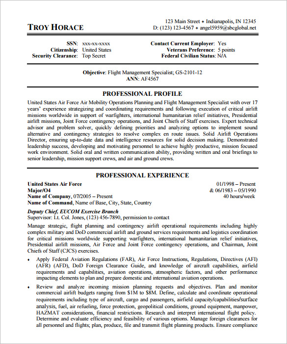 federal resume template ipasphoto is the result of creation and simple idea that produces Resume Federal Resume Template 2020