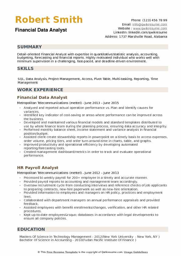 financial data analyst resume samples qwikresume planning and analysis summary pdf sample Resume Financial Planning And Analysis Resume Summary