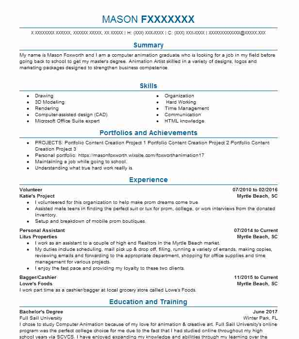 for work resume samples format volunteer costume assistant sample out of college profile Resume Volunteer Resume Format