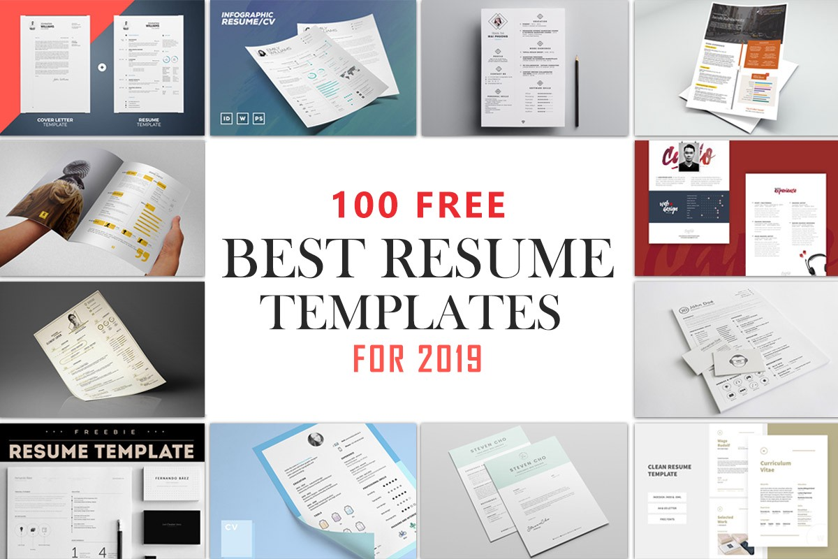 free best resume templates for by syed faraz ahmad medium attractive rvjybzf Resume Attractive Resume Templates Free Download