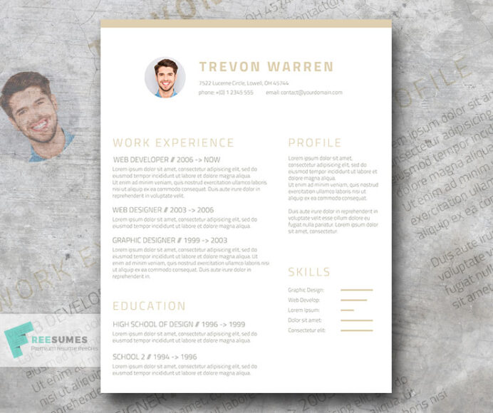free clean resume template for word champagne wine freesumes templates college ideas Resume Word 2003 Resume Templates Free