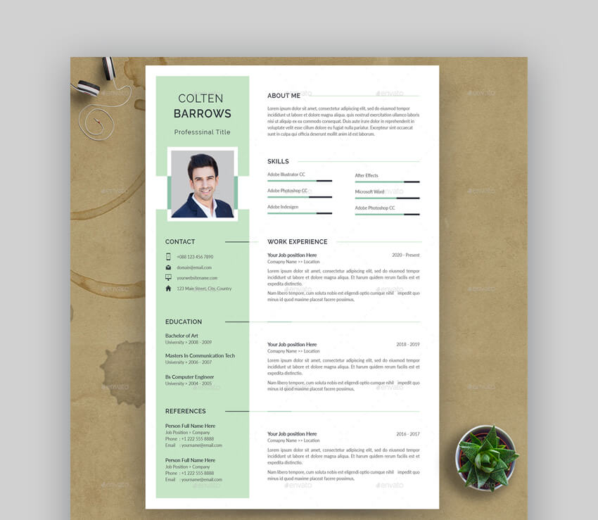 free creative resume templates word downloads for template wedding planner objective Resume Free Creative Resume Templates Word Download