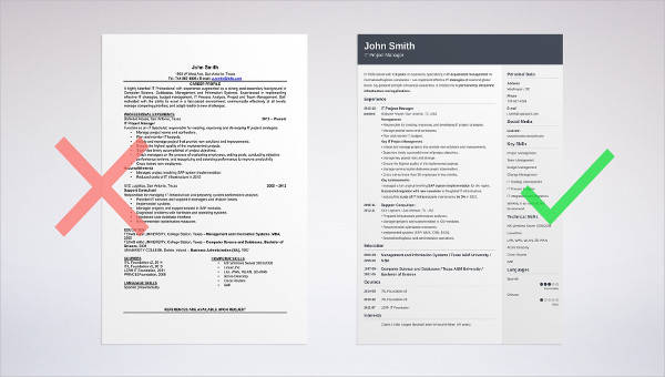 free difference between resume profile objective vs junior software developer reddit math Resume Resume Profile Vs Objective