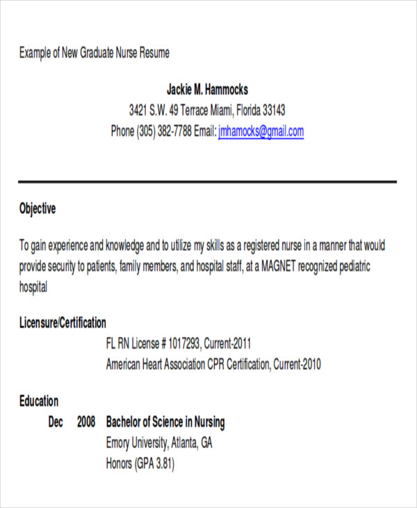 free examples of career objective templates in ms word pdf for resume nurse objectives Resume Career Objective Examples For Resume Nurse