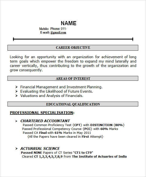 free fresher resume templates premium career objective for mba college active directory Resume Career Objective For Resume For Mba College