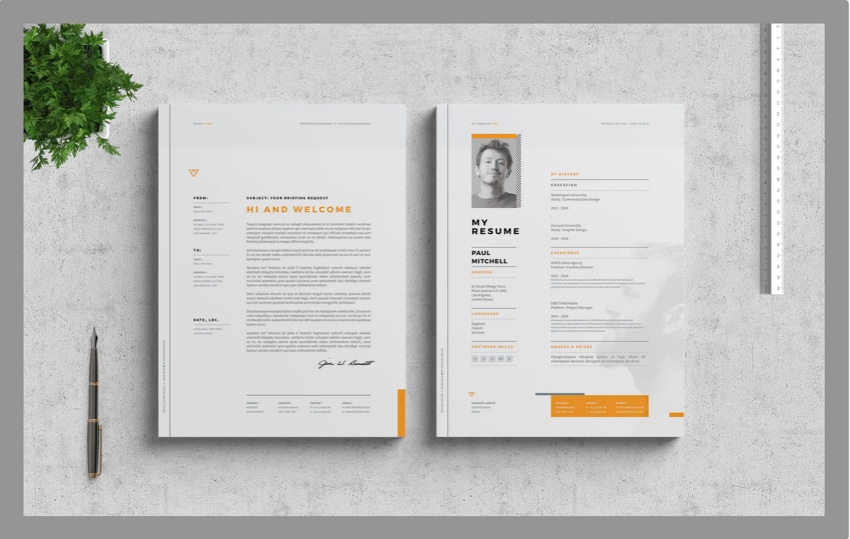 free professional resume cover letter format templates for jobs examples tip finance Resume Free Resume Cover Letter Examples 2020
