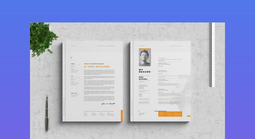 free professional resume cover letter format templates for jobs sticky note template and Resume Sticky Note Resume Template