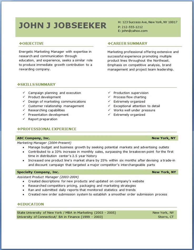 free professional resume templates downloads samples template downloadable latest Resume Latest Resume Samples Free Download
