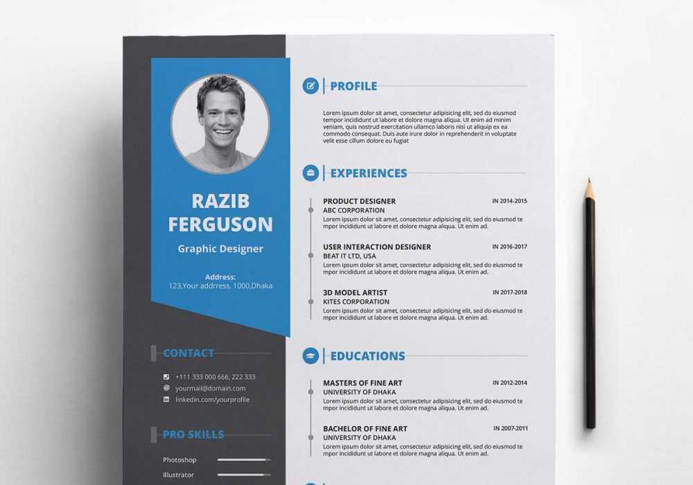 free resume template with cover letter maxresumes templates photo 1000x700 admin intent Resume Free Resume Templates 2020 With Photo