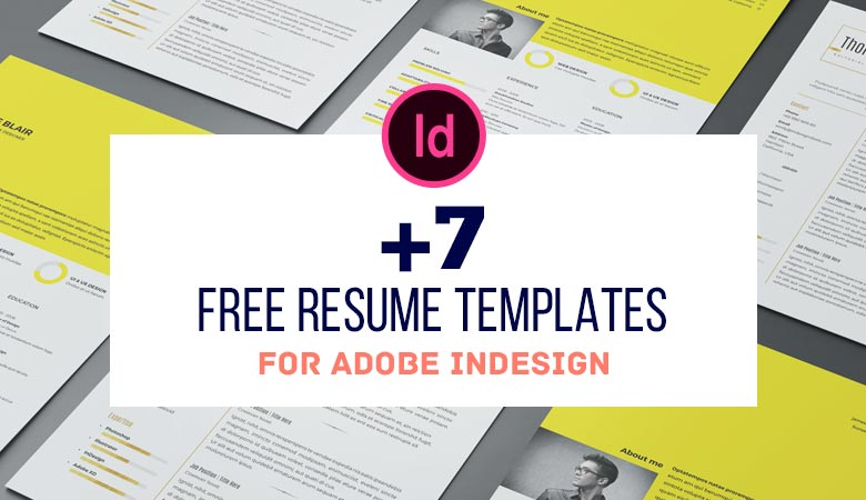 free resume templates for adobe indesign template post header of experienced marine Resume Adobe Indesign Resume Template