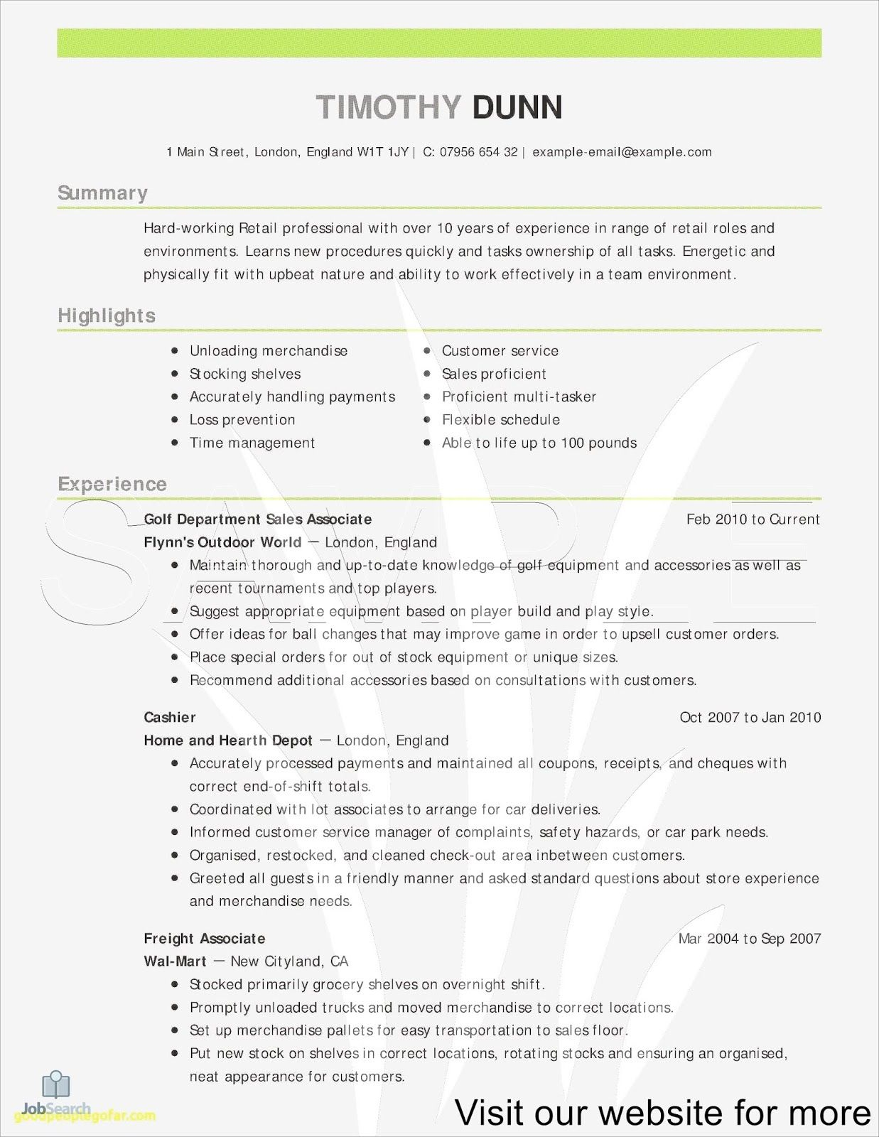 free resume templates word ideas template for starter best practices low experience Resume Free Resume Templates For Word Starter 2020