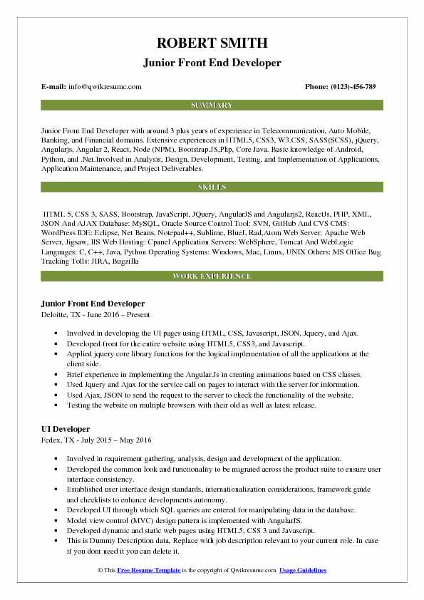 front end developer resume samples qwikresume angularjs sample pdf construction manager Resume Angularjs 2 Resume Sample