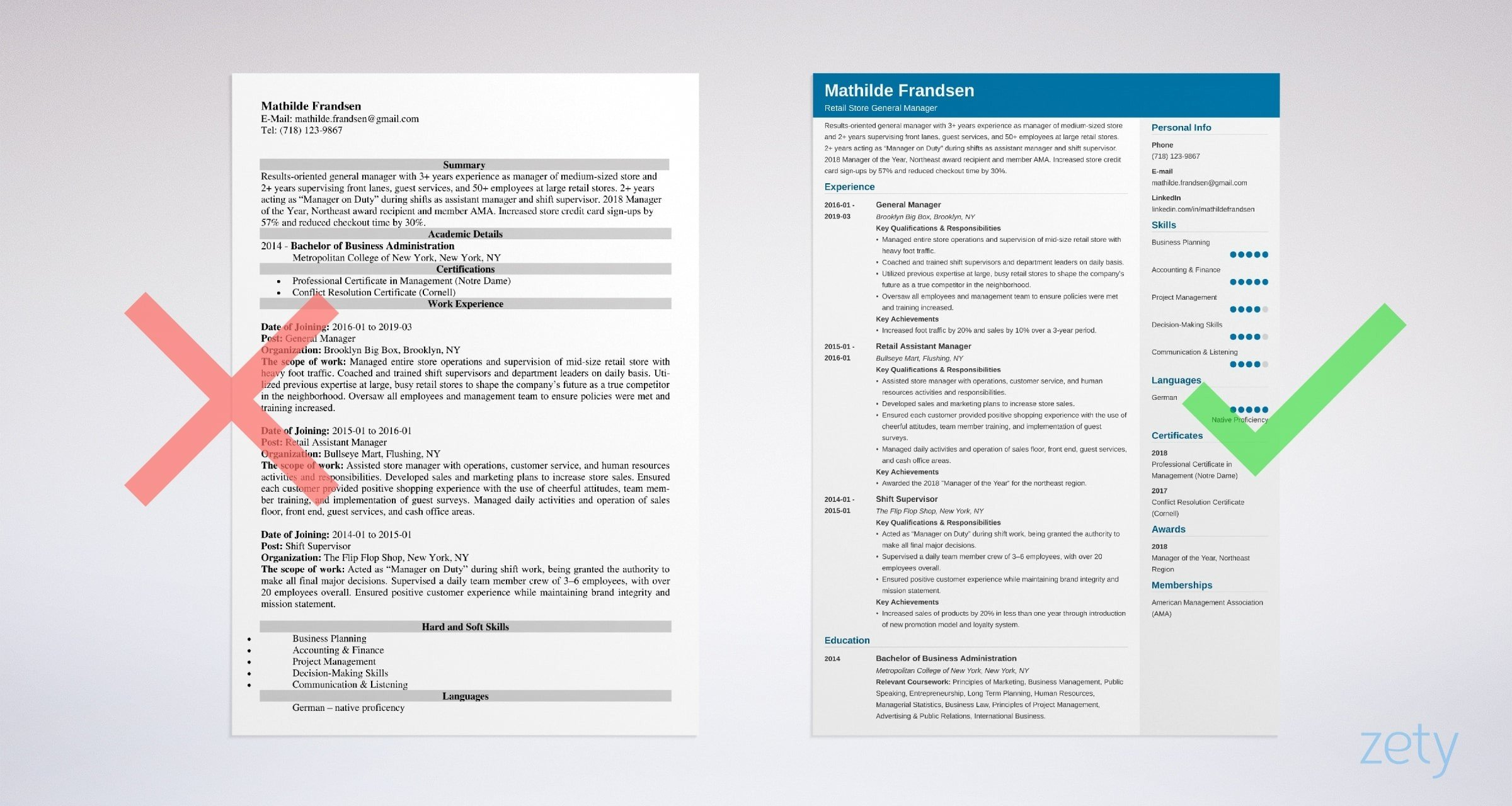 general manager resume template guide examples example telugu teacher case management Resume General Manager Resume Examples