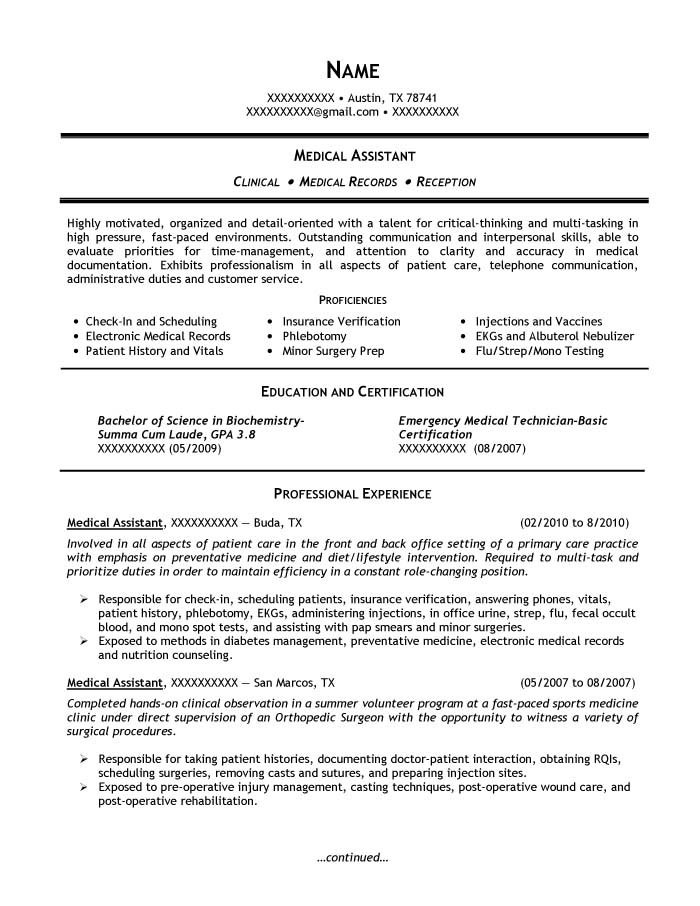 good resume examples for all careers prime biochemistry format bachelor of science in Resume Biochemistry Resume Format