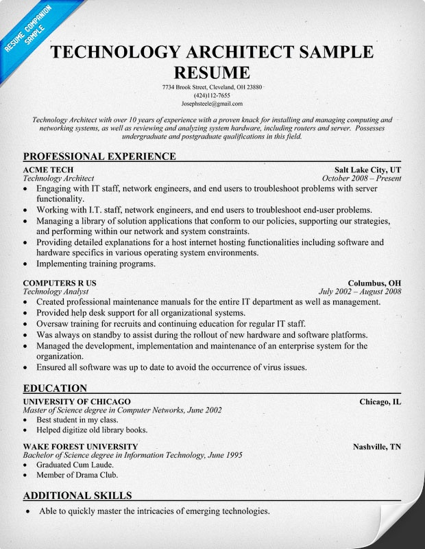 healthcare architect resume january architectural technologist sample examples tips Resume Architectural Technologist Resume Sample