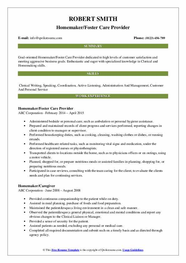 homemaker resume samples qwikresume skills for pdf transaction advisory services Resume Homemaker Skills For Resume
