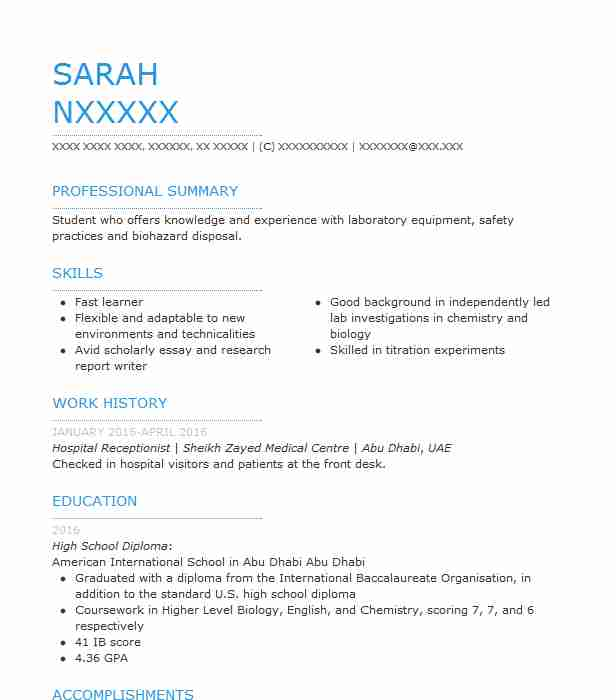 hospital receptionist resume example livecareer medical examples duties template ideas Resume Medical Receptionist Resume Examples
