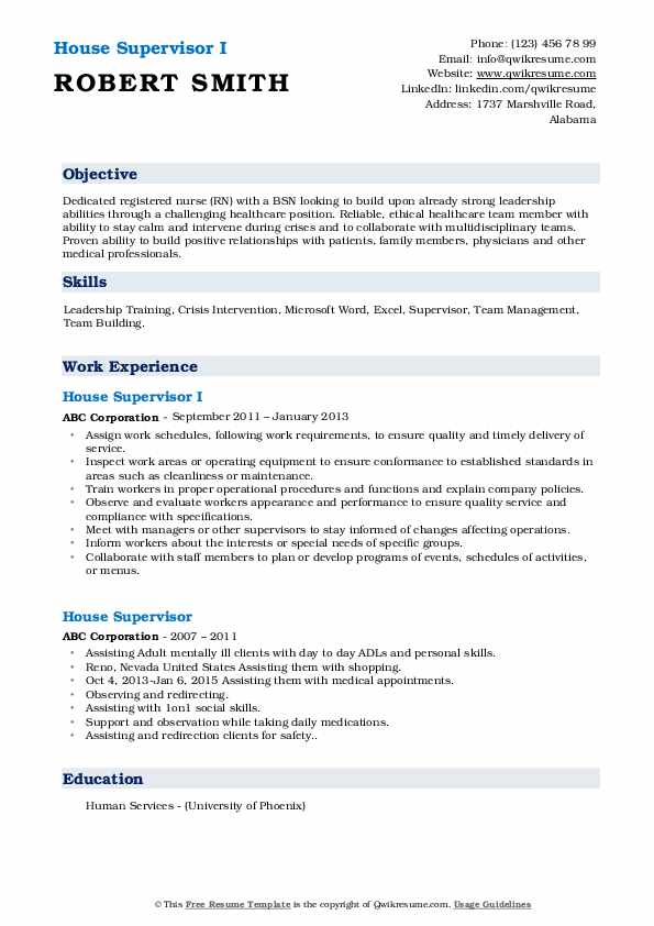 house supervisor resume samples qwikresume collaborate with team members pdf objective Resume Collaborate With Team Members Resume