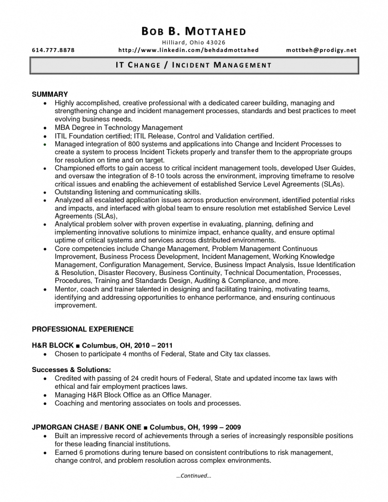 incident manager resume and problem management printable planner templates now cost ux Resume Incident And Problem Management Resume