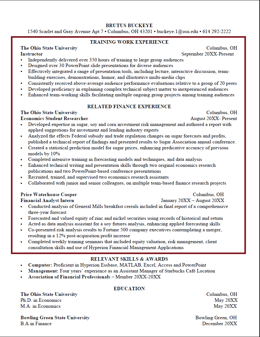 is resume transforming your cv into present or past tense on experience info 1rygp06 Resume Present Or Past Tense On Resume