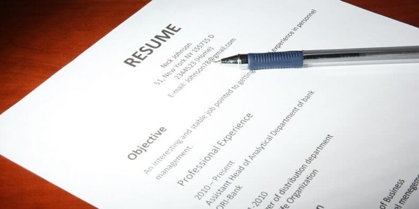 is the difference between resume objective and summary quora profile vs hospital job Resume Resume Profile Vs Objective