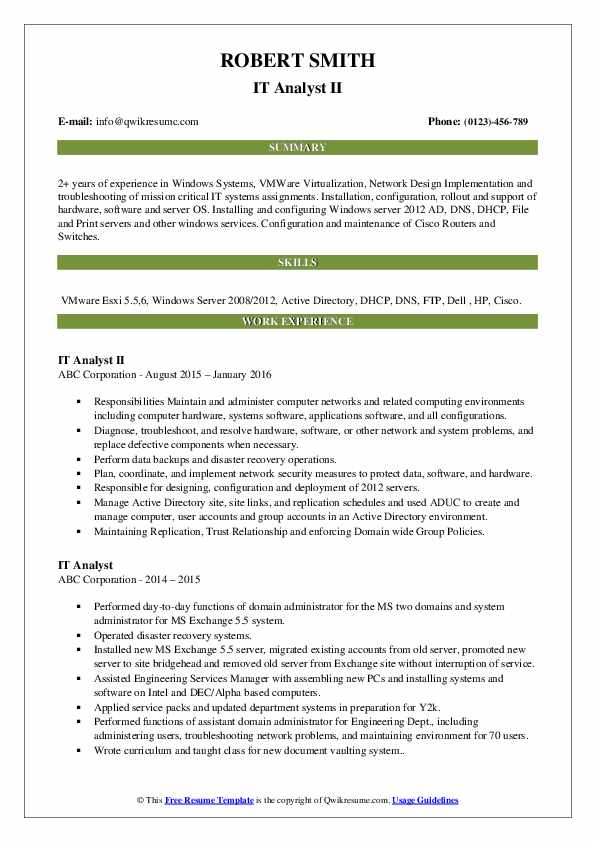it analyst resume samples qwikresume aem business pdf empty template editing services Resume Aem Business Analyst Resume
