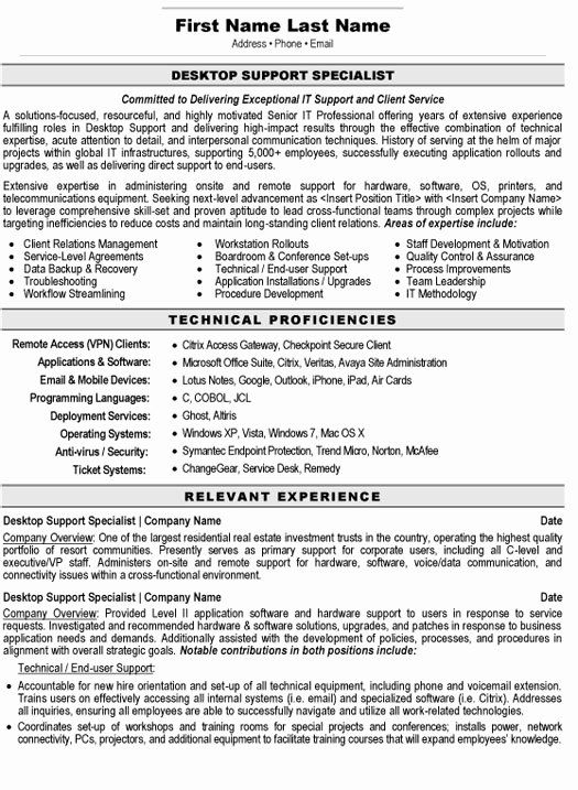 it help desk resume sample lovely by samples format job examples cover letter for summary Resume Help Desk Resume Summary