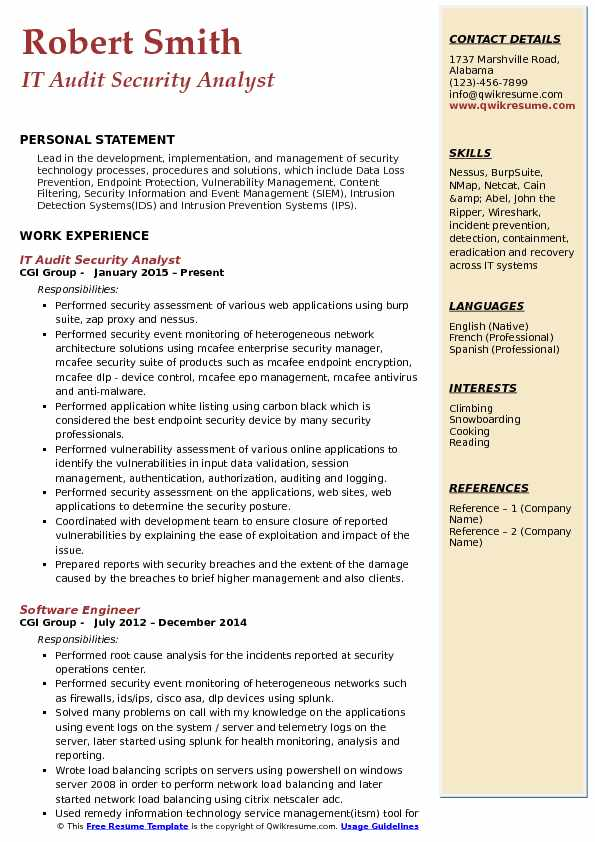 it security analyst resume samples qwikresume soc sample pdf commercial pilot restaurant Resume Soc Analyst Resume Sample