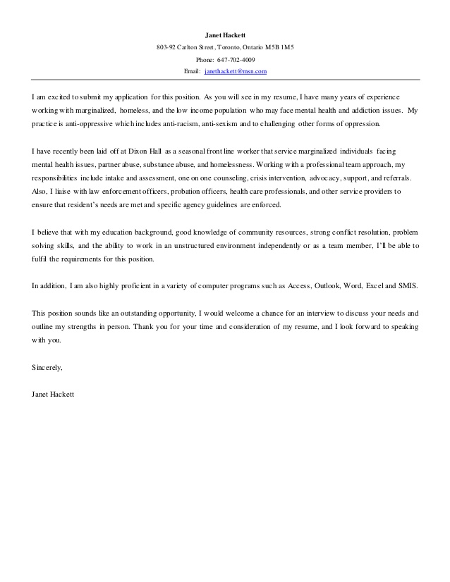 janet hackett resume cover letter and services toronto tcs upload admitting Resume Resume And Cover Letter Services Toronto
