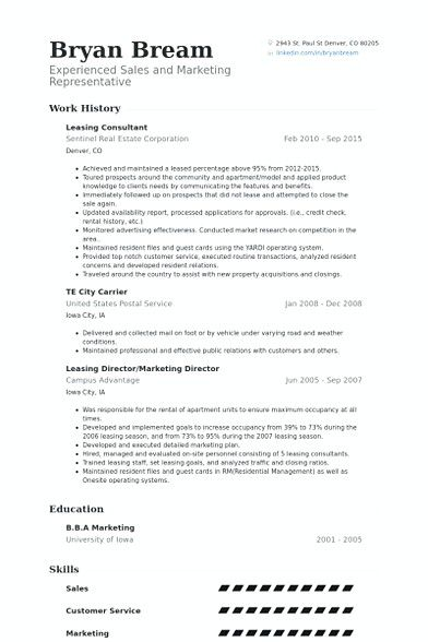 leasing consultant resume examples classes seconde guerre mondiale simple microsoft word Resume Leasing Consultant Resume Examples