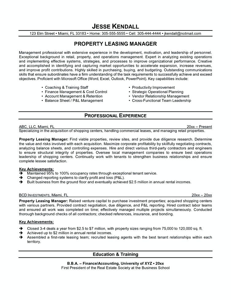 leasing manager resume agent if you are interested in making consultant property Resume Leasing Consultant Resume Examples