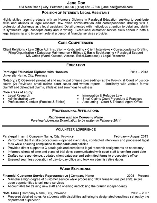legal assistant resume sample template paralegal examples sstudent film industry extra Resume Paralegal Resume Examples 2020