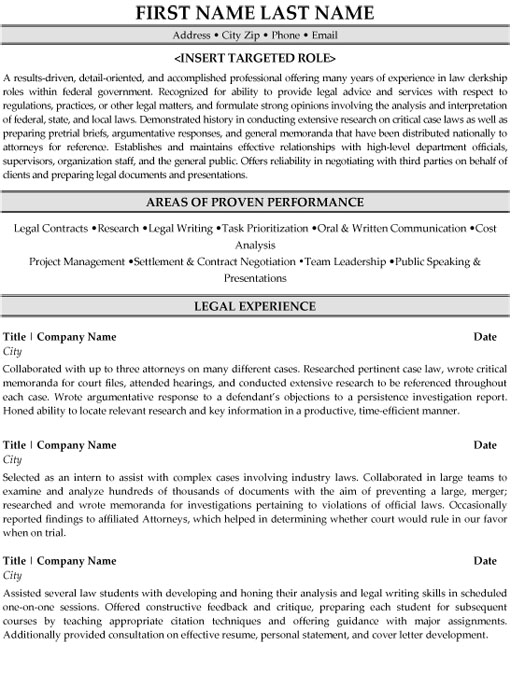 legal clerk resume sample template court objective samples law welding engineer canva on Resume Court Clerk Resume Objective Samples