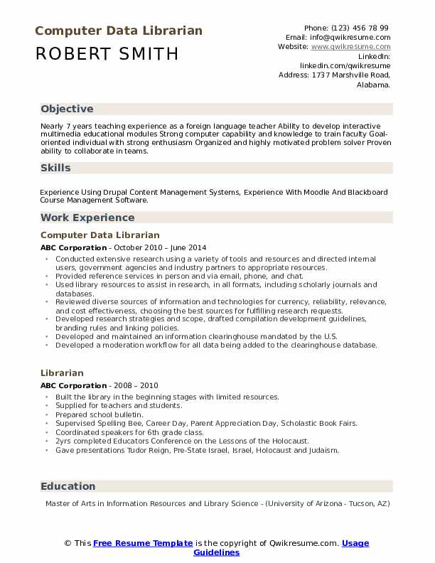 librarian resume samples qwikresume library director sample pdf facility manager format Resume Library Director Resume Sample