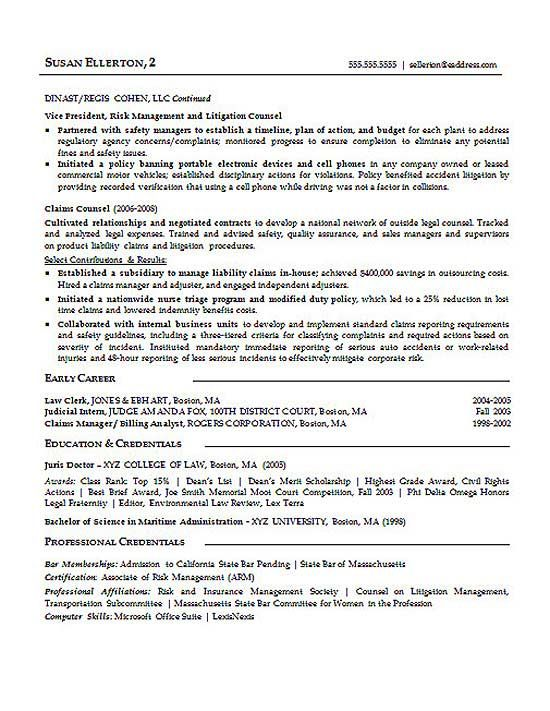 litigation attorney resume examples skills sample best como hacer un stage crew writing Resume Best Attorney Resume Sample