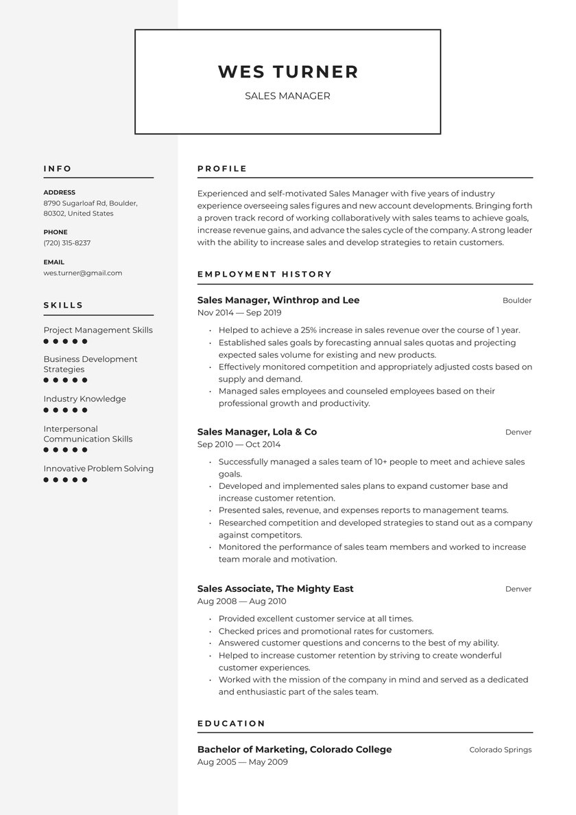 manager resume examples writing tips free guide io revenue dental assistant template Resume Revenue Manager Resume Examples