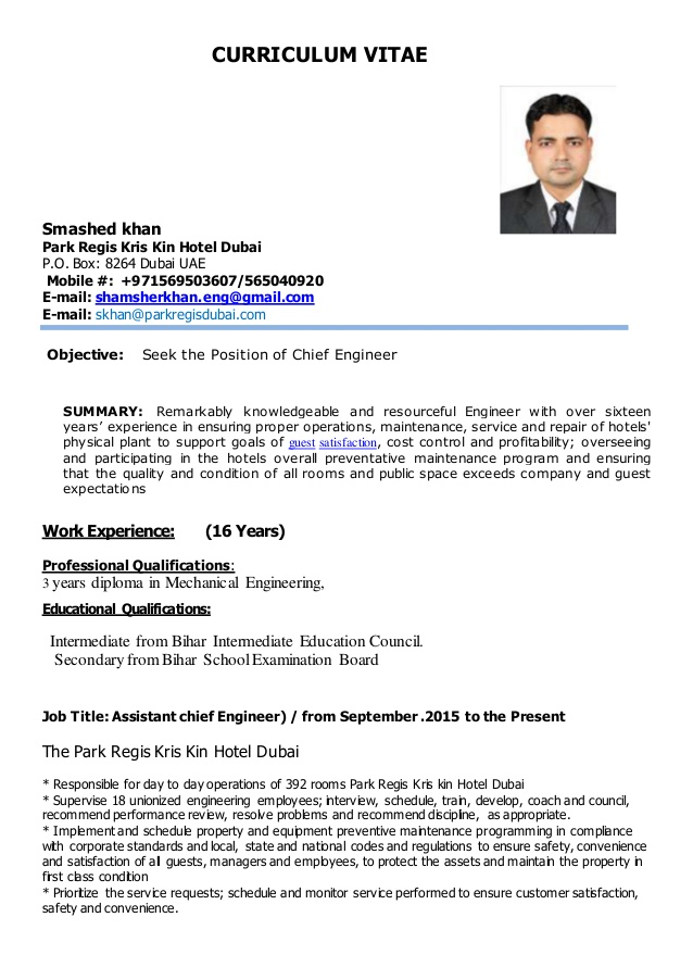 marine engineer cv template january resume of experienced engineers skhancv for chief Resume Resume Of A Experienced Marine Engineers