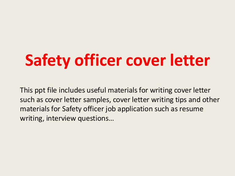 occupational health and safety officer resume samples sample for freshers Resume Safety Officer Resume Sample For Freshers