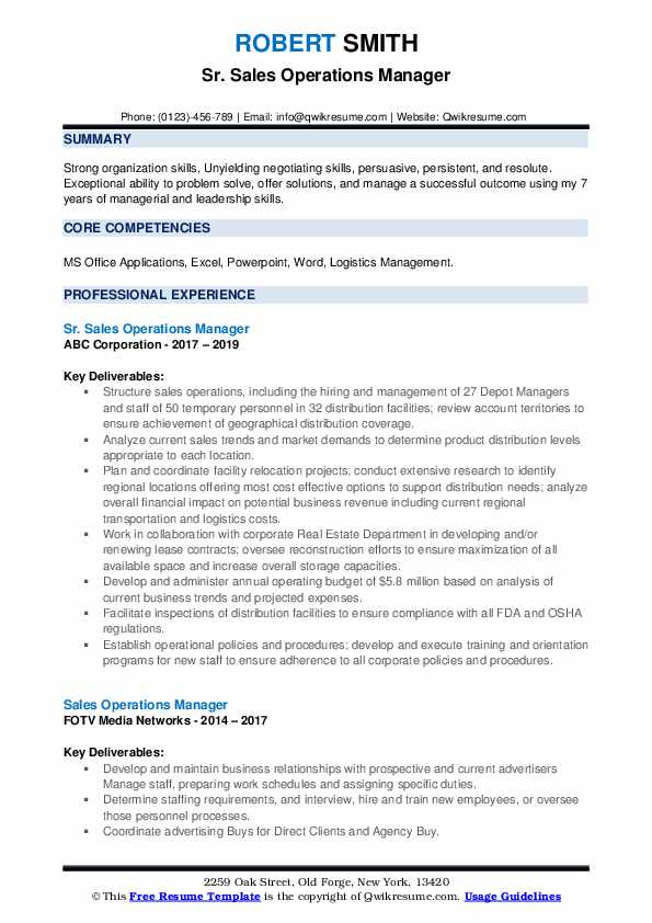 operations manager resume samples qwikresume format for assistant bpo pdf courier skills Resume Resume Format For Assistant Manager Operations Bpo